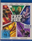 Free Fire (Nonstop Baller-Action, top Besetzung) Neu & OVP