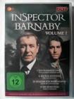 Inspector Barnaby Vol. 1 - 4 Filme Sammlung Blutige Anfänger