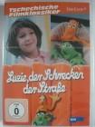 Luzie, der Schrecken der Straße - TV Serie - Knetgummi Figur