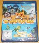 3D Hits für Kids: Das magische Haus & Sammys Abenteuer 1 & 2