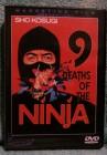 9 Death of the Ninja aka Die 9 Leben...Dvd (G) Uncut