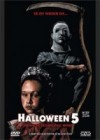 HALLOWEEN 5 - Cover B Limited 111 Soundtrack Edition 2Disc