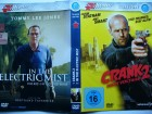 Crank 2 + In the Electric Mist  ...   DVD