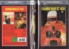 FAHRENHEIT 451 - CIC verschweisster Coverbox VHS