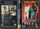 MIAMI VICE 5 - CIC verschweisster Coverbox VHS