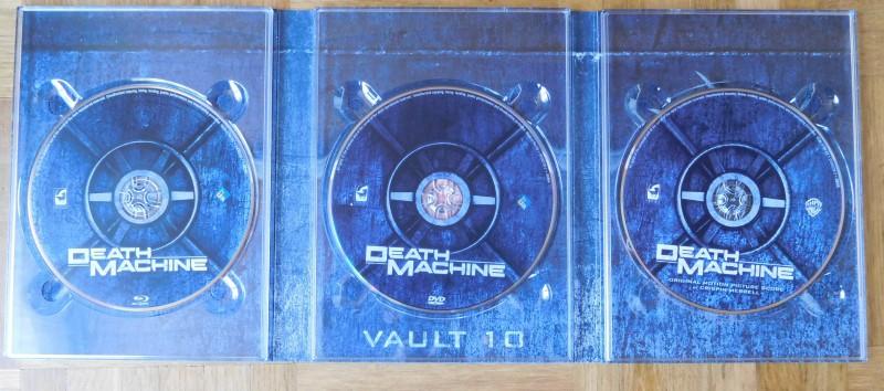 Death Machine - 3 Disc Collector's Edition