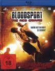 Bloodsport The Red Canvas  Blu-ray