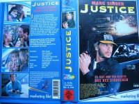 Justice ... Marc Singer, Steven Railsback ...VHS ... FSK 18