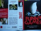 Funny Games ... Ulrich Mühe, Arno Frisch ...VHS ... FSK 18