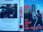 Der Boss von San Francisco ...Chuck Norris ...VHS... FSK 18