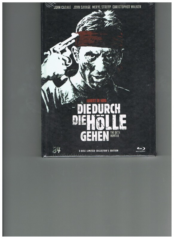 Die durch die Hölle gehen Mediabook 84 Limited 333 Edition