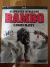 Rambo Quadrology 1-4 uncut blu ray