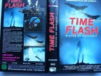 Time Flash - Mission ins Unbekannte ... Dirk Benedict  ..VHS