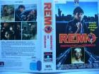 Remo - Unbewaffnet und gefährlich ... Fred Ward  ... VHS
