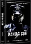 MANIAC COP (2DVD+Blu-Ray) (3Discs) - Cover D - Mediabook