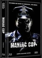 *MANIAC COP (2DVD+Blu-Ray) (3Discs) - Cover D - Mediabook*