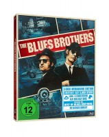 Blues Brothers 3 Disc BR MEDIABOOK EXTENDED EDITION ovp