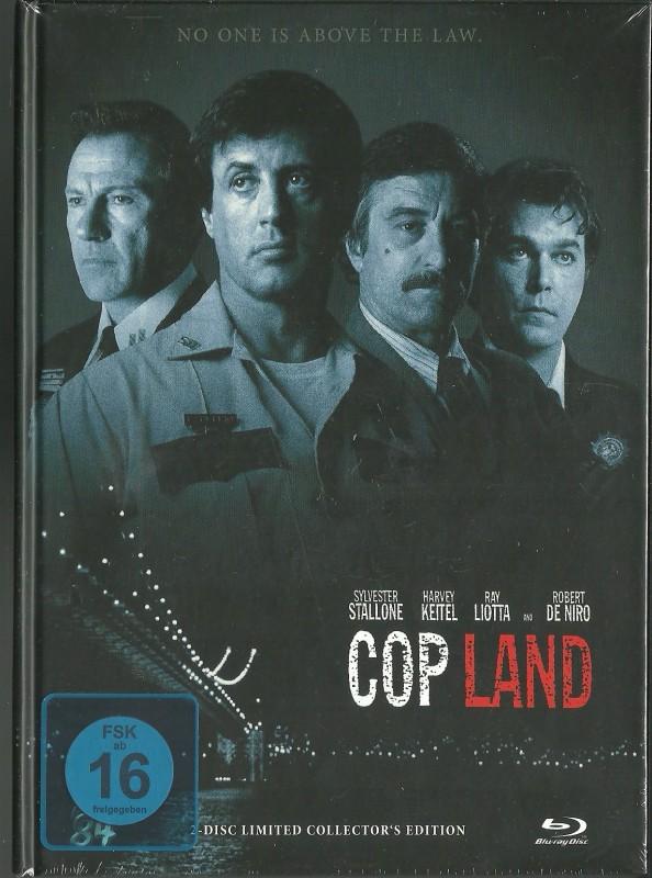 COP LAND - Mediabook  OVP