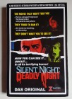 SILENT NIGHT DEADLY NIGHT [DVD] - große Hartbox - Full Uncut