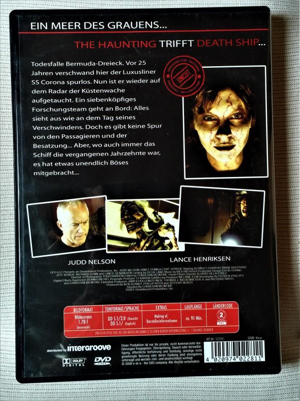 Lost Voyage - Black Horror Edition