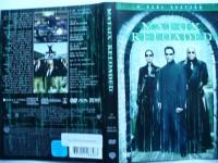 Matrix Reloaded ... Keanu Reeves, Laurence Fishburne ...DVD