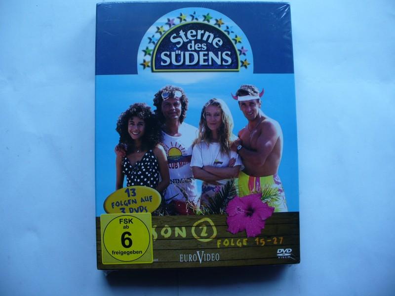 Sterne des Südens ... Folge 15 - 27  ... DVD ... OVP !!!