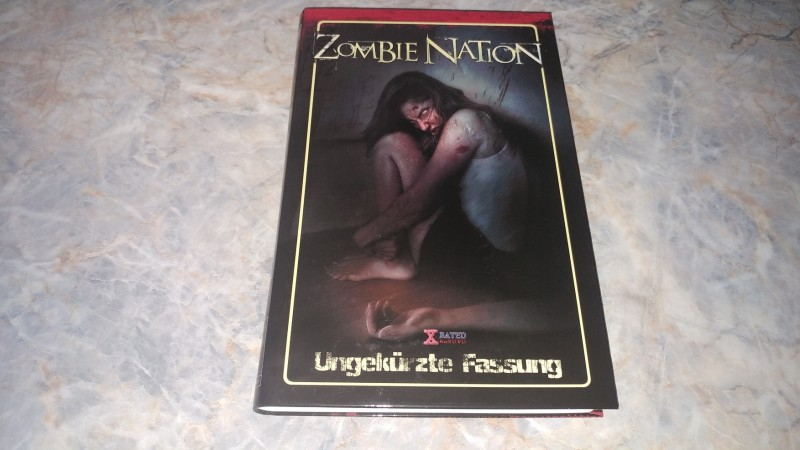 ** ZOMBIE NATION - X-Rated **