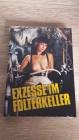 EXZESSE IM FOLTERKELLER - kleine Hartbox Retro OVP