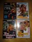 Bruce Lee Sammlung, 4 Filme, deutsch, neu, DVD