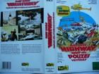Auf dem Highway spielt die Polizei verrückt  ... VHS
