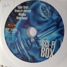 Sci-Fi-DVD Sammlung