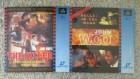 The Killer + Bullet in the Head + Hard Boiled LD 3 Laserdisc