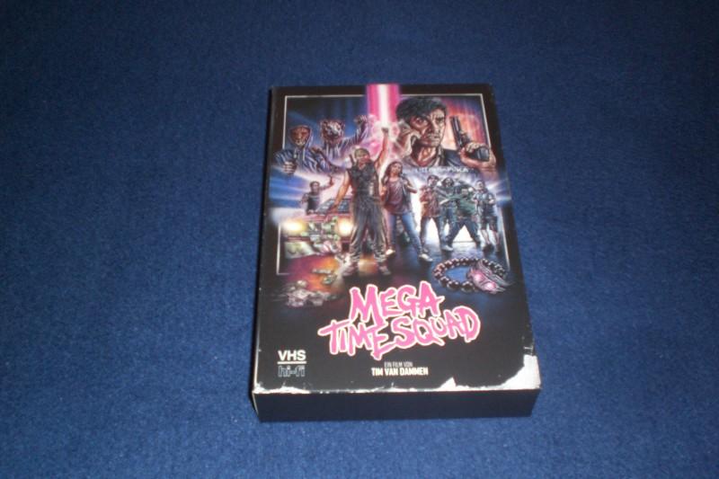 Mega Time Squad ++ VHS-Retro-Edition ++ 3 Discs ++
