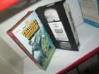 VHS - The Three Avengers Bruce Li  - Embassy Pappe - NTSC