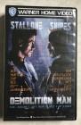 Demolition Man - uncut VHS - SciFi Kult
