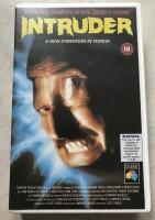 Intruder - uncut VHS -  Splatter Kult