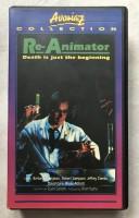 Re-Animator - uncut VHS -  Splatter Kult