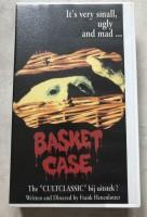 Basket Case - uncut VHS - Splatter Kult