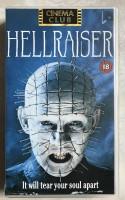 Hellraiser - VHS - Splatter Kult