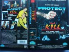 Protect and Kill ... Vince Murdocco ... VHS ... FSK 18
