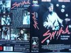 Snitch - Verräterisches Doppelspiel  ... VHS ... FSK 18