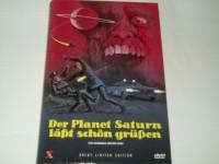 Der Planet Saturn läßt schön grüßen - grosse Hartbox DVD
