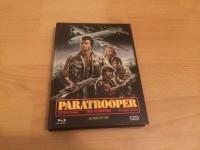Paratrooper Scarecrows Mediabook Cover A NSM Top