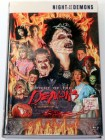 NIGHT OF THE DEMONS * große Hartbox * Blu Ray * neu/ovp
