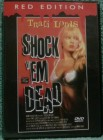 Shock `em Dead Traci Lords Red Edition DVD Uncut (C)