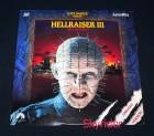 Hellraiser III Laserdisc - Unrated - NTSC -