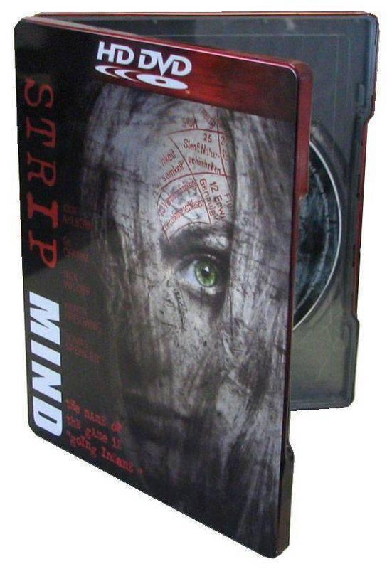 Strip Mind Steelbook HD-DVD Neu