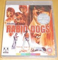 Rabid Dogs Arrow Video UK DVD/Blu-ray Neu & OVP