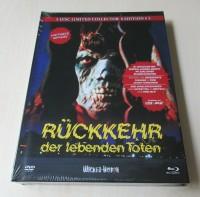 Rückkehr der lebenden Toten - Mediabook - OVP - Lim. 222