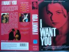 I Want You ... Rachel Weisz, Alessandro Nivola ... VHS